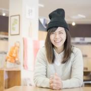 結婚を機に、長岡へ移住。「今では長岡が大好きになりました。この魅力を多くの人に伝えたいんです」。