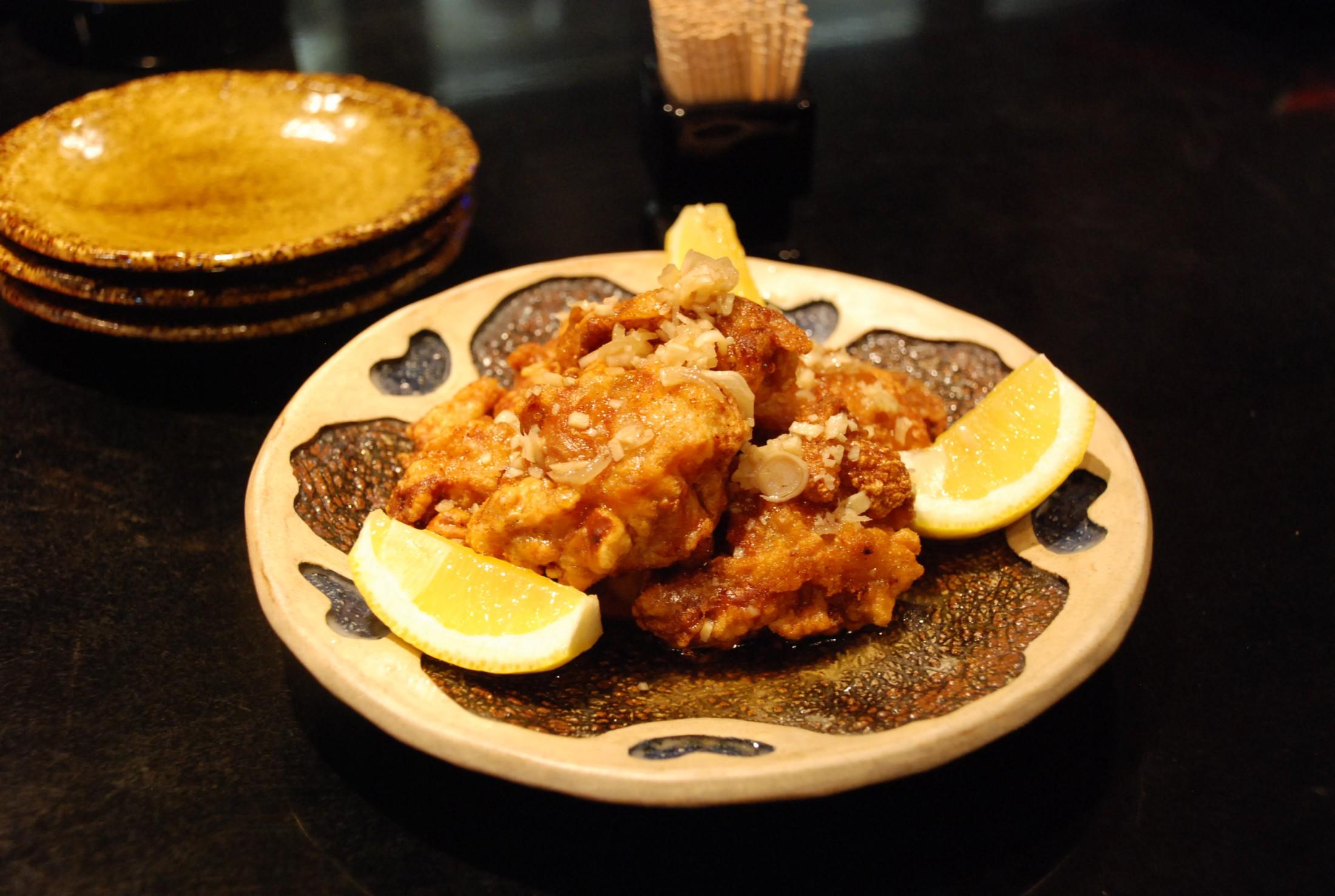 7-油淋鶏