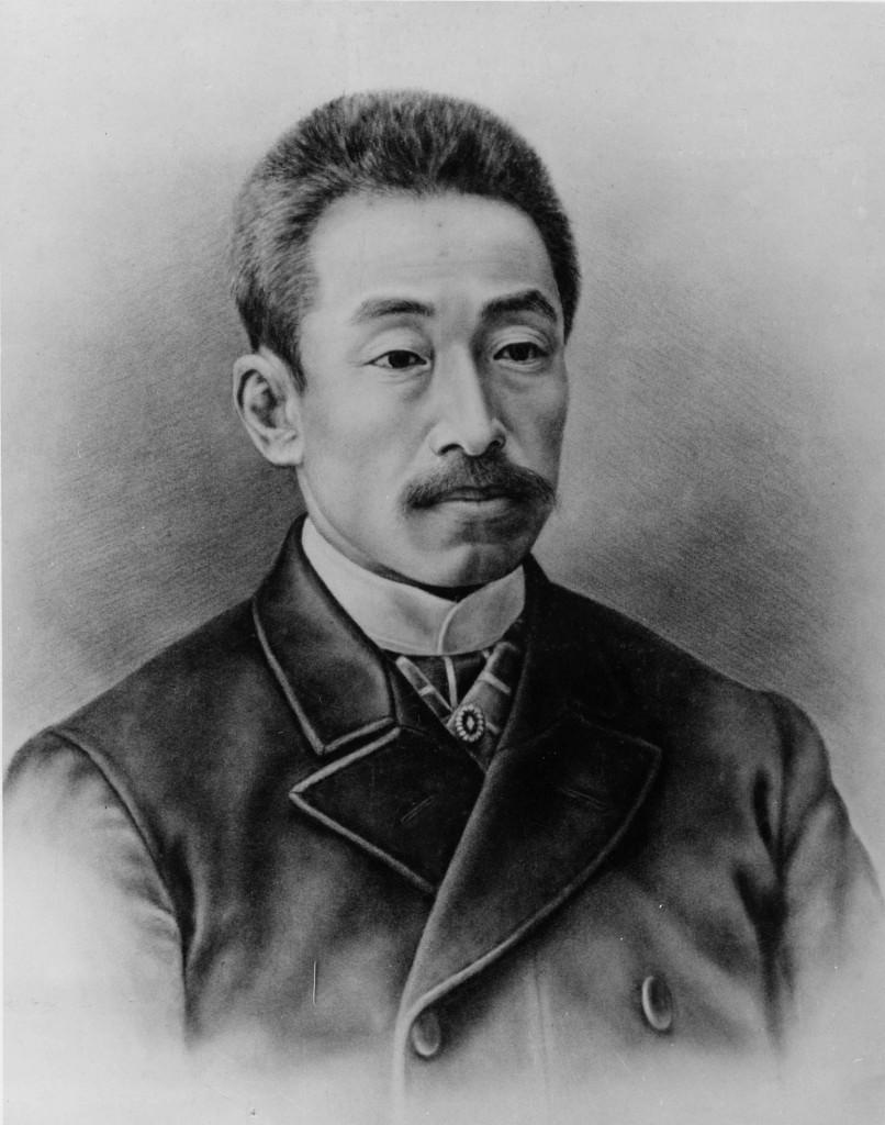 中川清兵衛肖像画