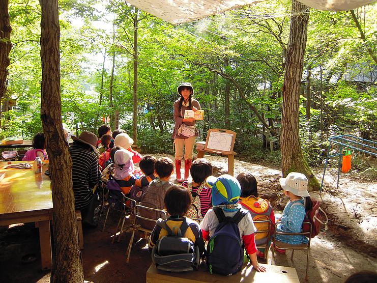 雑木林が丸ごと幼稚園に!? 自然派ママ注目の「森のようちえん ふたばっこ」 | な!ナガオカ