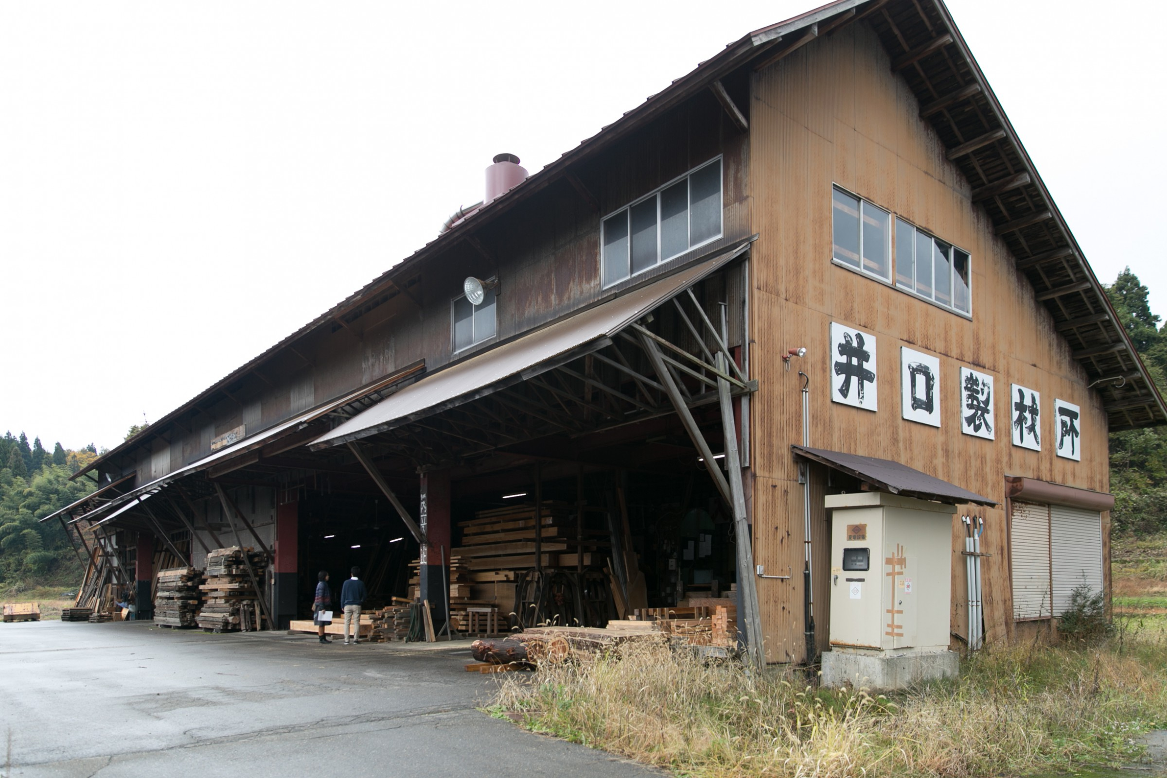 12倉庫外観