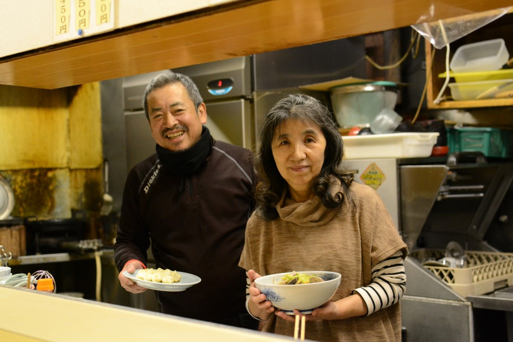 【教えて!ご主人】39年間、夫婦で歩むちゃんぽん店「長崎亭」 | な!ナガオカ