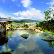 えちご川口温泉-露天風呂