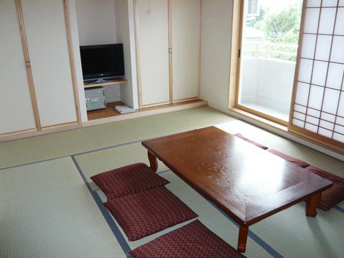 寺宝温泉湯治客室