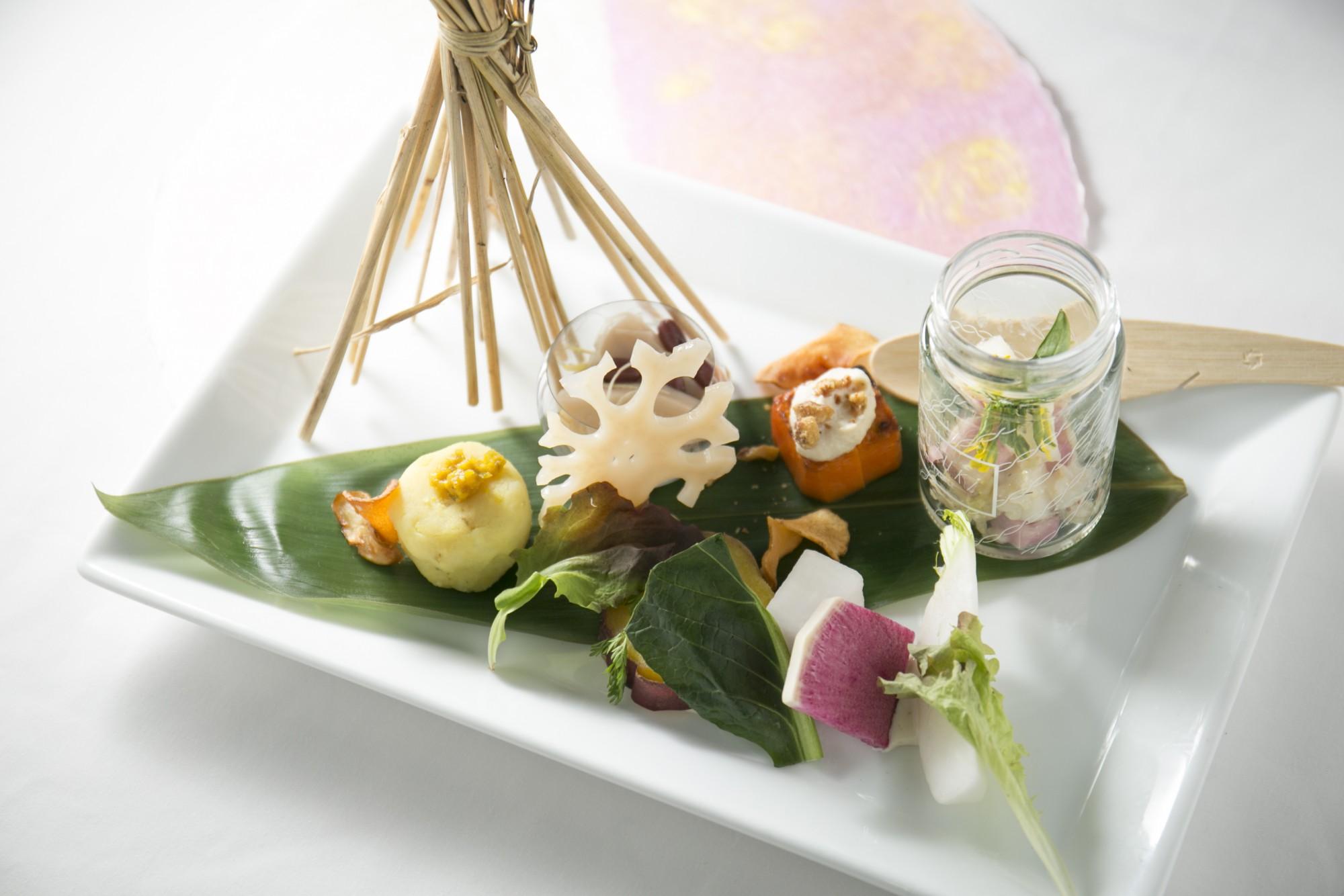 「前菜~雪国保存食の歴史。新食文化の提案~」