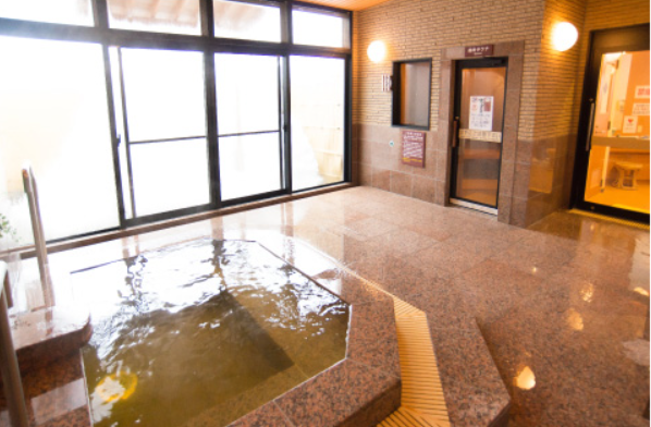 えちこ川口温泉貸し切り風呂