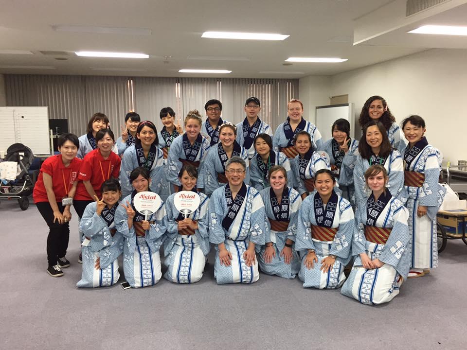 アメリカの高校生たちが過ごした長岡の夏。花火や踊りに感じた「日本の心」とは | な!ナガオカ
