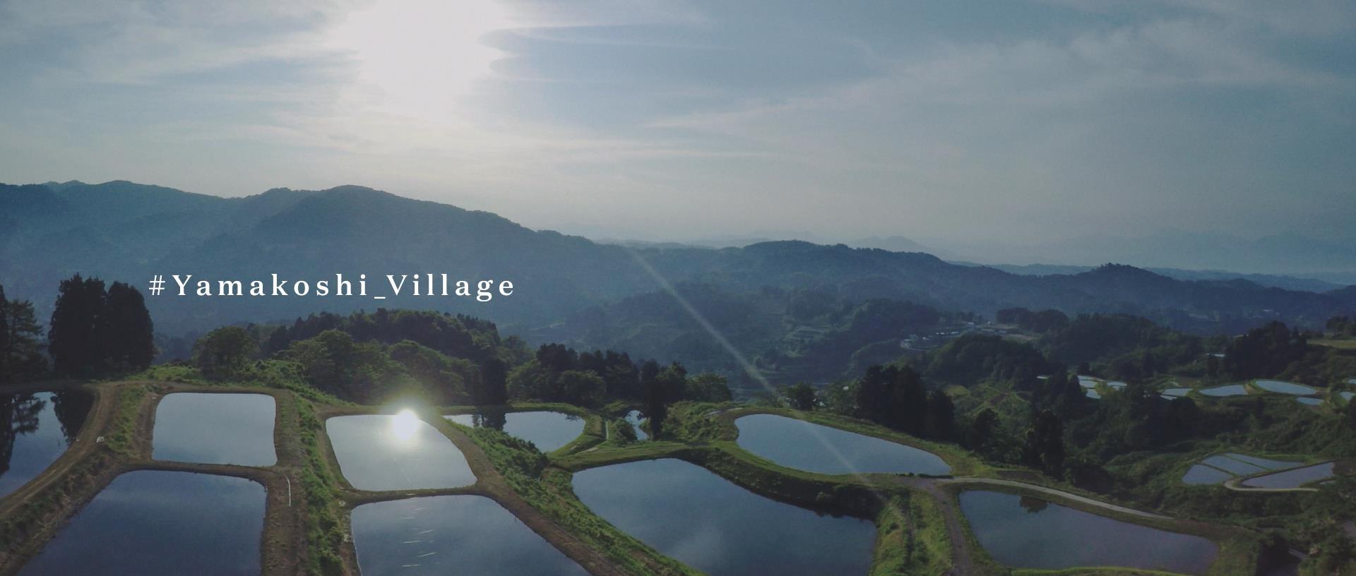 ヤマコシビレッジ画像