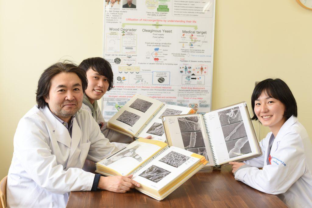 まちも人も「発酵で面白くなる」って!? 長岡が誇る「名物博士」の微生物ラボへ潜入 | な!ナガオカ
