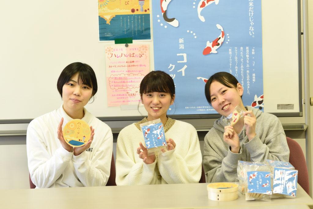 長岡発「新潟一のおみやげ」を目指す!大学生と企業が組んだ商品開発プロジェクト | な!ナガオカ